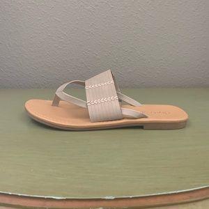 Rattan-S Thong Sandal